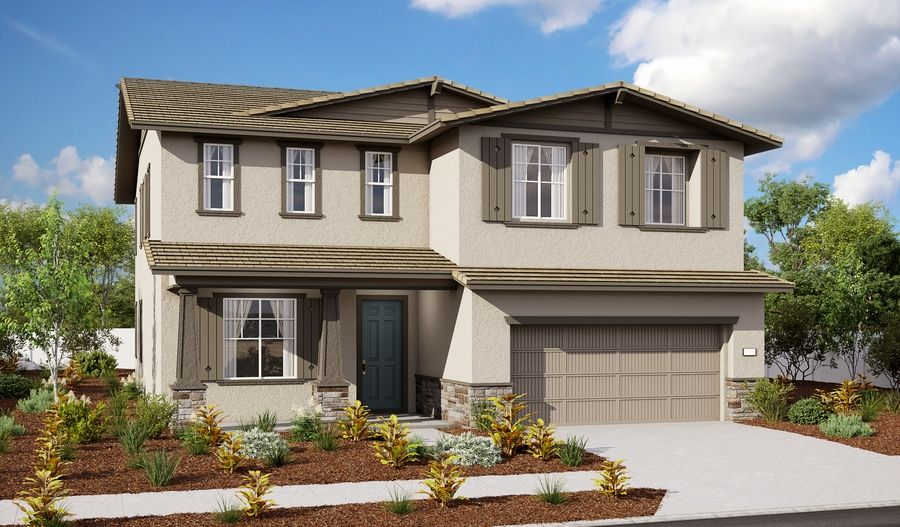 Exterior featured in the Alexa By Richmond American Homes in Oakland-Alameda, CA