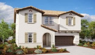 Sage - Middlefield at Delaney Park: Oakley, California - Richmond American Homes