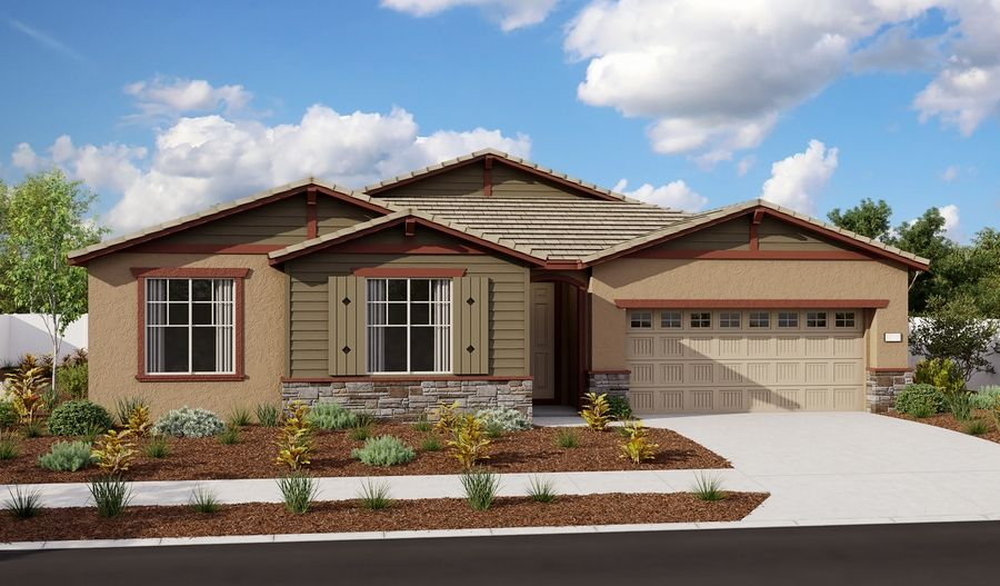 Exterior featured in the Delaney By Richmond American Homes in Vallejo-Napa, CA