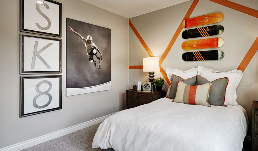 Bedroom featured in the Julia By Richmond American Homes in Vallejo-Napa, CA