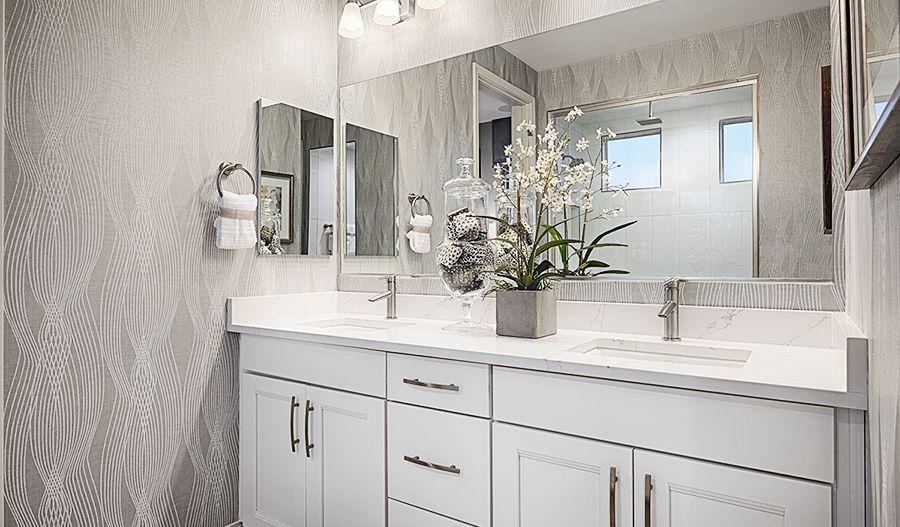 Bathroom featured in the Deacon By Richmond American Homes in Vallejo-Napa, CA