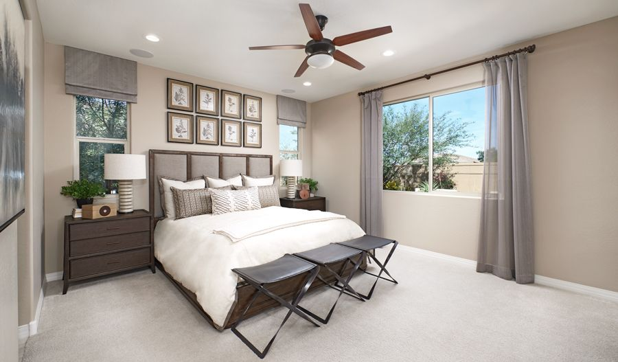 Bedroom featured in the Deacon By Richmond American Homes in Vallejo-Napa, CA