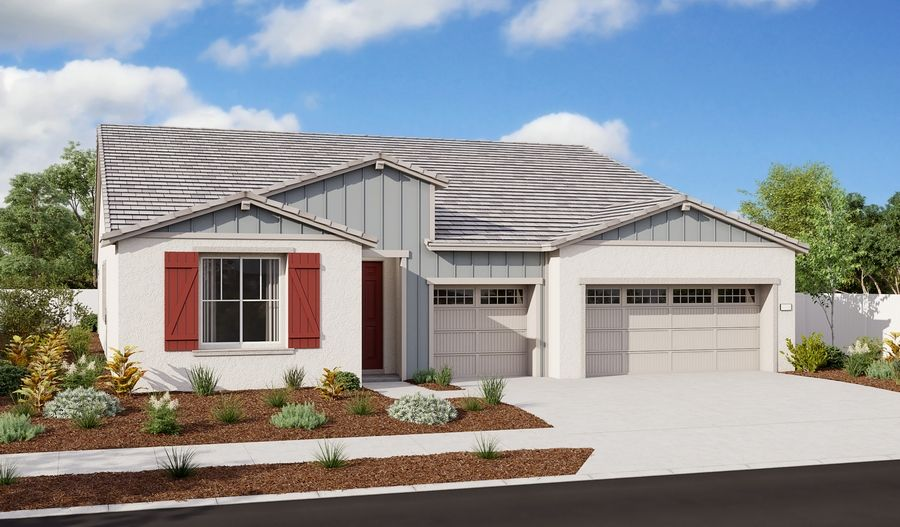 Exterior featured in the Darius By Richmond American Homes in Vallejo-Napa, CA
