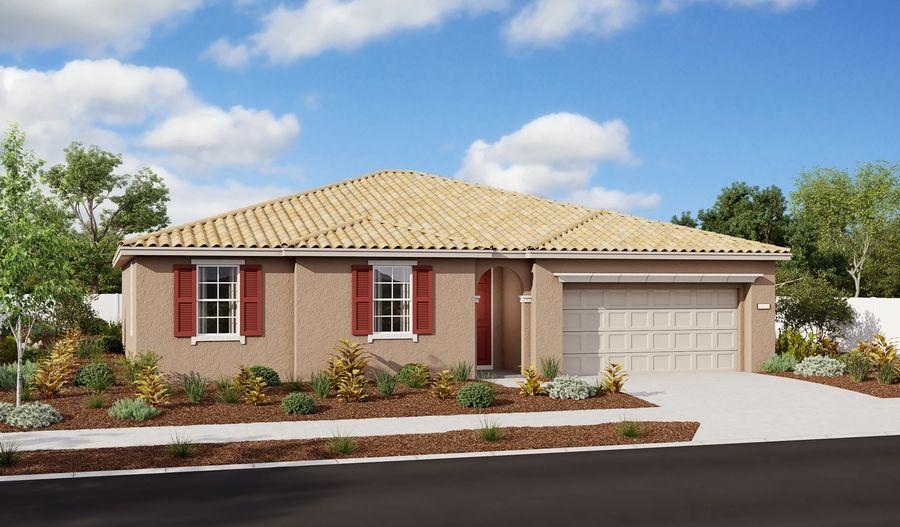 'Domain at Terra Ranch' by Richmond American Homes - Northern California in Stockton-Lodi