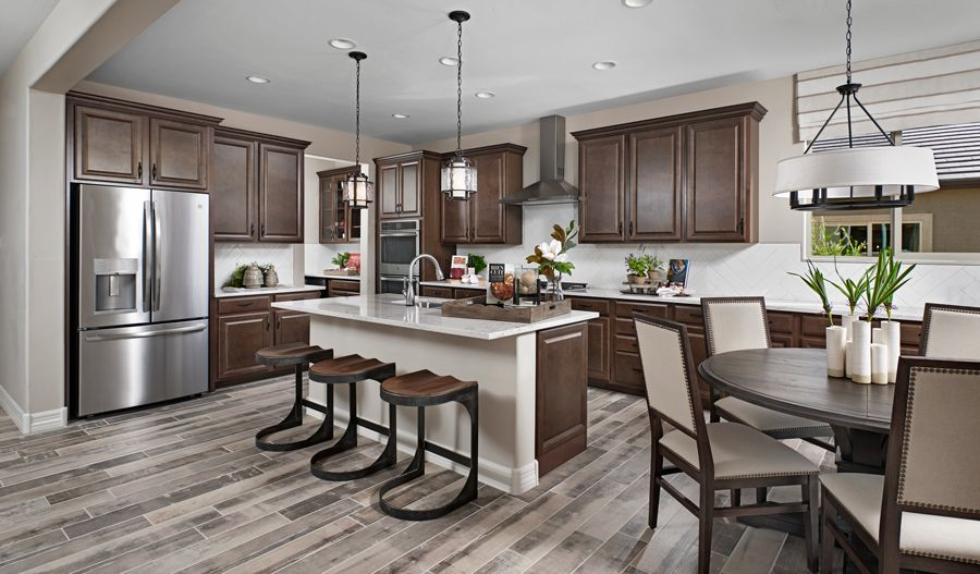 Kitchen featured in the Dillon II By Richmond American Homes in Vallejo-Napa, CA