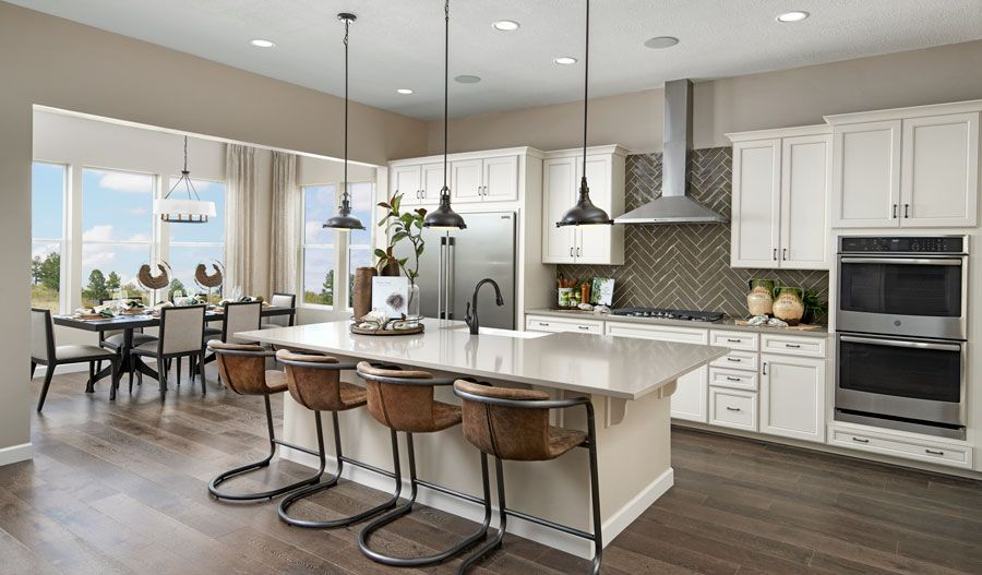 Kitchen featured in the Decker By Richmond American Homes in Vallejo-Napa, CA