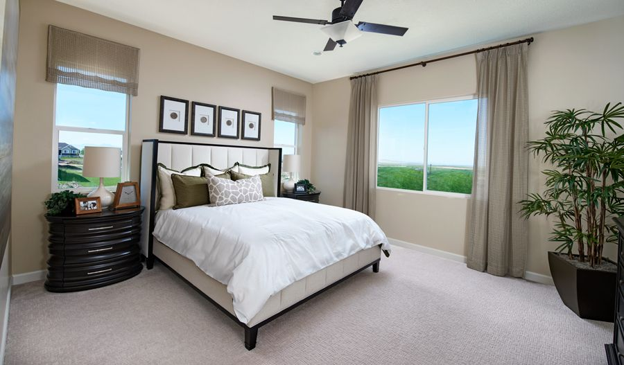 Bedroom featured in the Decker By Richmond American Homes in Vallejo-Napa, CA