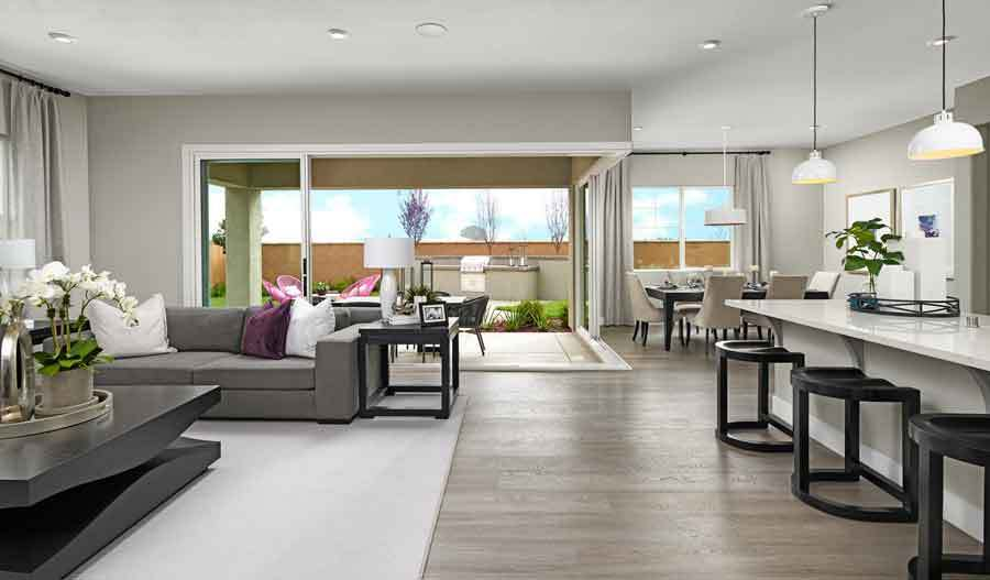 Living Area featured in the Darius By Richmond American Homes in Vallejo-Napa, CA