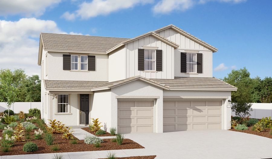 Exterior featured in the Seth By Richmond American Homes in Vallejo-Napa, CA