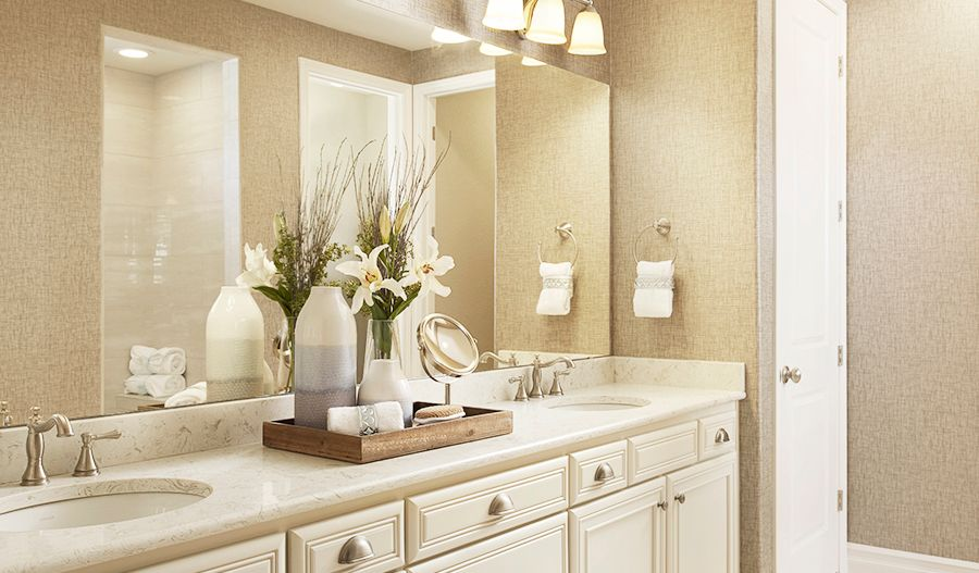 Bathroom featured in the Arlington By Richmond American Homes in Tacoma, WA