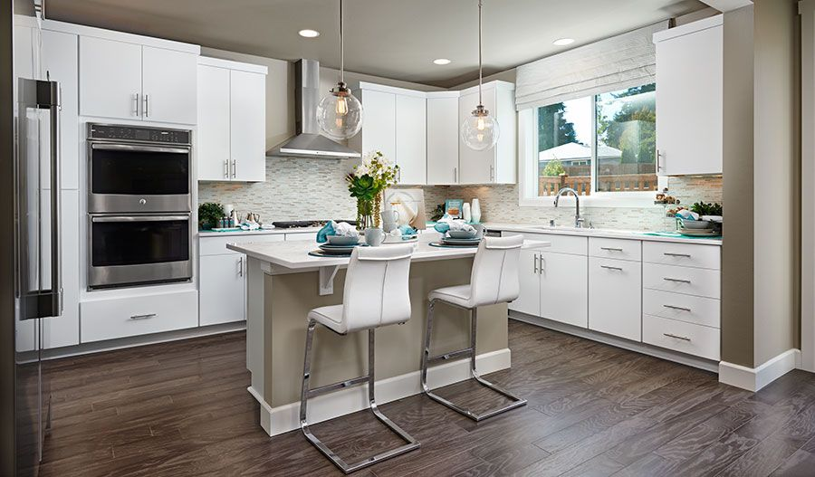 Kitchen featured in the Jefferson By Richmond American Homes in Tacoma, WA