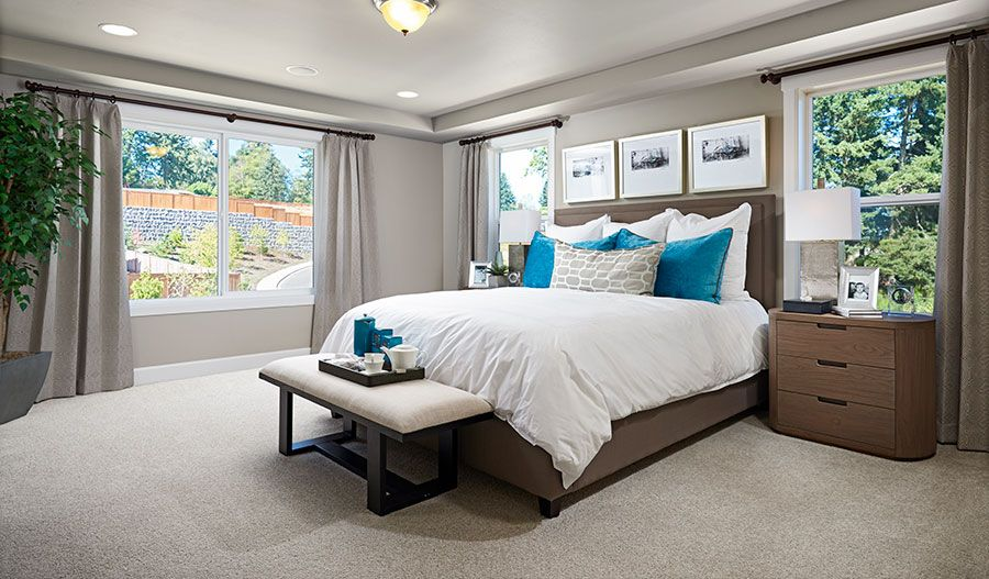 Bedroom featured in the Jefferson By Richmond American Homes in Tacoma, WA