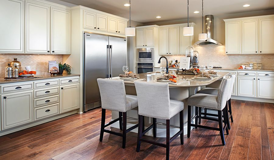 Kitchen featured in the Hemingway By Richmond American Homes in Tacoma, WA