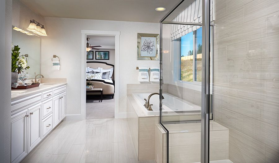 Bathroom featured in the Seth By Richmond American Homes in Tacoma, WA