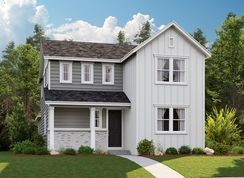 Genevieve - Seasons at Sumner Valley: Sumner, Washington - Richmond American Homes