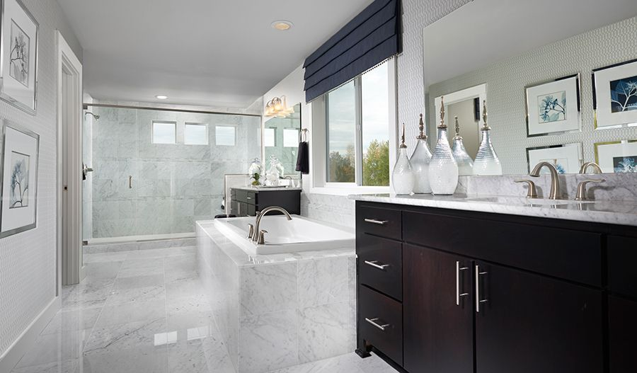 Bathroom featured in the Lincoln By Richmond American Homes in Tacoma, WA