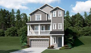 Lincoln - Westridge: Edgewood, Washington - Richmond American Homes