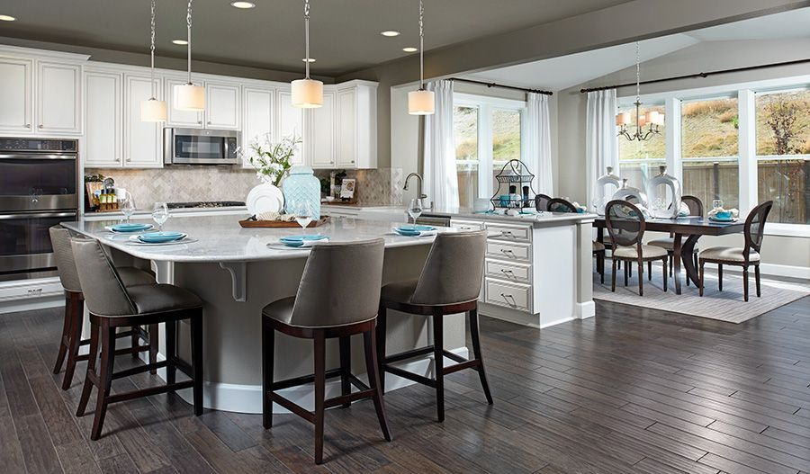 Kitchen featured in the Seth By Richmond American Homes in Tacoma, WA