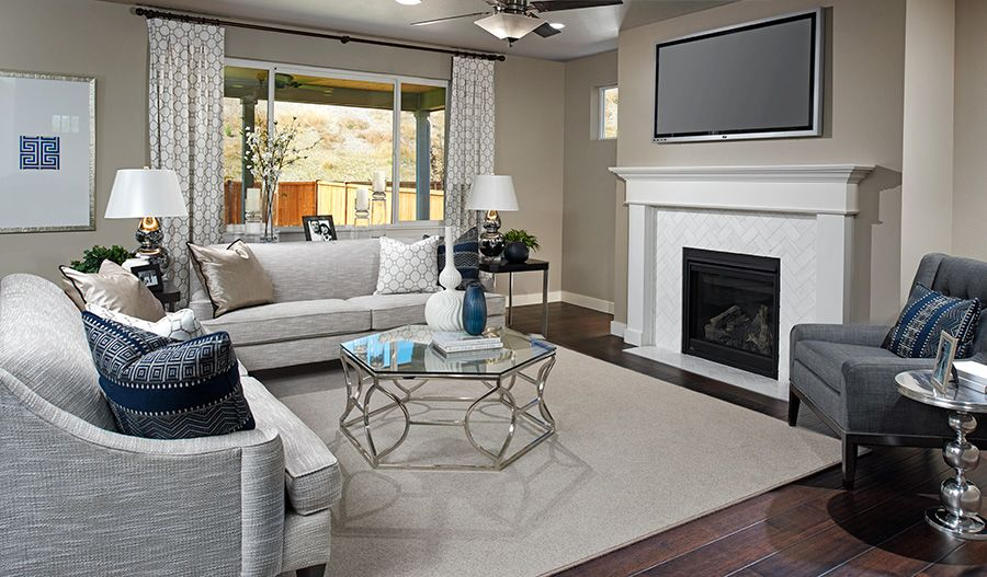 Living Area featured in the Alexa By Richmond American Homes in Tacoma, WA