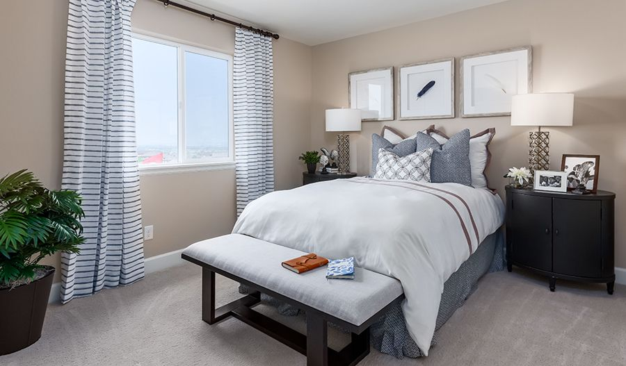 Bedroom featured in the Liesel By Richmond American Homes in Tacoma, WA