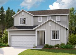 Citrine - Seasons at Ridgeline: Port Orchard, Washington - Richmond American Homes