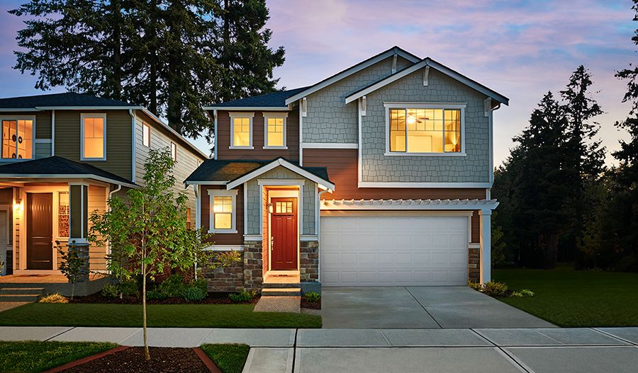 'North Creek' by Richmond American Homes - Washington in Tacoma