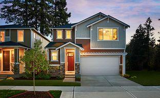 Hogan Heights by Richmond American Homes in Bremerton Washington