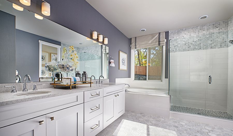 Bathroom featured in the Hastings By Richmond American Homes in Tacoma, WA