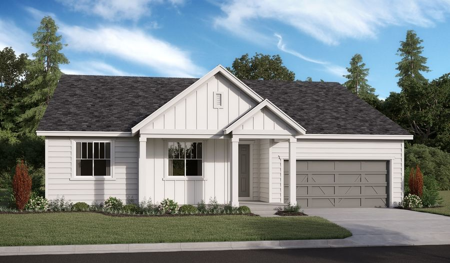 Exterior featured in the Daniel By Richmond American Homes in Bremerton, WA