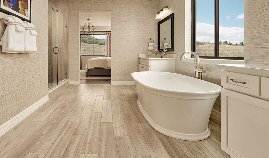 Bathroom featured in the Harris By Richmond American Homes in Bremerton, WA