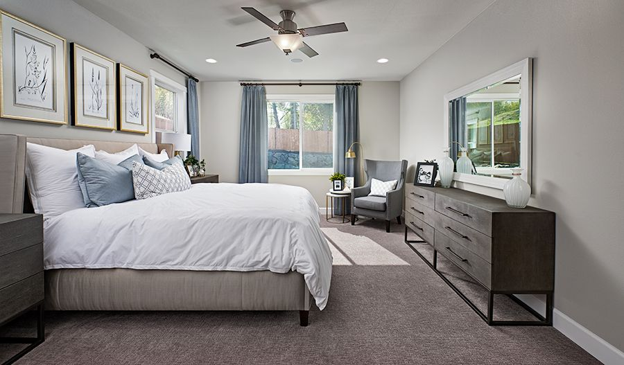 Bedroom featured in the Hastings By Richmond American Homes in Bremerton, WA