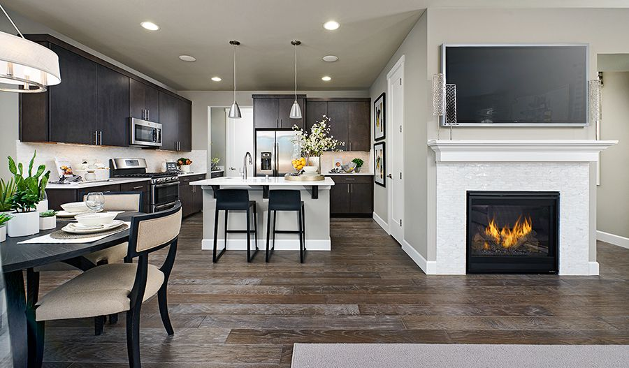 Kitchen featured in the Elbert By Richmond American Homes in Bremerton, WA