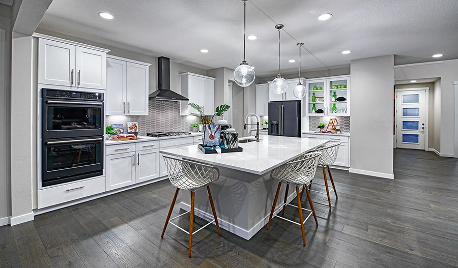 Kitchen featured in the Coronado By Richmond American Homes in Tacoma, WA