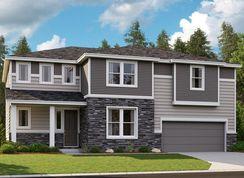 Oakley - Blueberry Lane: Des Moines, Washington - Richmond American Homes