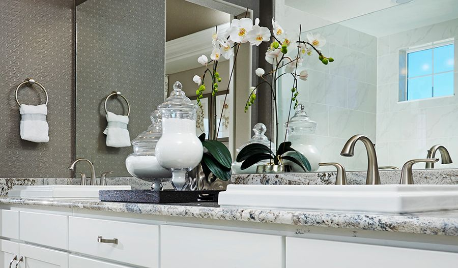 Bathroom featured in the Orlando By Richmond American Homes in Seattle-Bellevue, WA