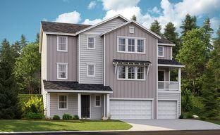 Forest Glen by Richmond American Homes in Seattle-Bellevue Washington