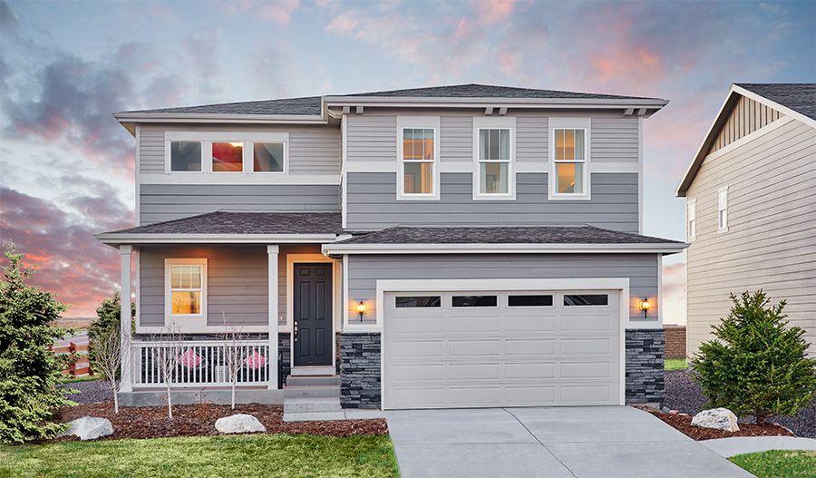 'Seasons at Mount Peak' by Richmond American Homes - Washington in Seattle-Bellevue
