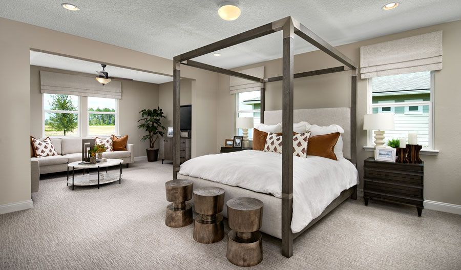 Bedroom featured in the Darius By Richmond American Homes in Tacoma, WA
