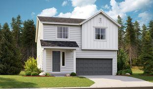Jefferson - North Creek: Gig Harbor, Washington - Richmond American Homes