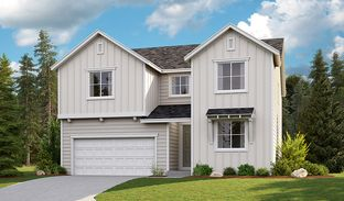 Coronado - North Creek: Gig Harbor, Washington - Richmond American Homes