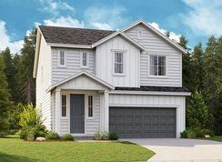 Lowrey - North Creek: Gig Harbor, Washington - Richmond American Homes