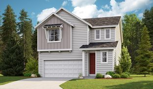 Lowell - North Creek: Gig Harbor, Washington - Richmond American Homes