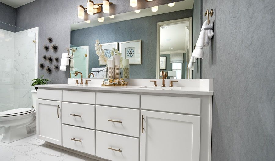 Bathroom featured in the Boston By Richmond American Homes in Tacoma, WA