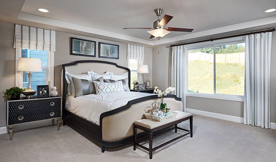 Bedroom featured in the Seth By Richmond American Homes in Tacoma, WA