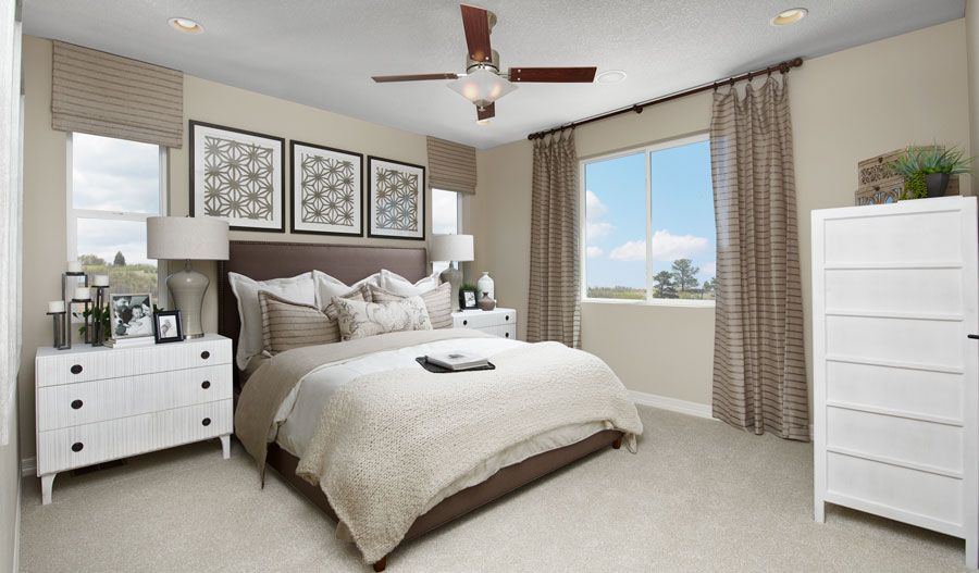 Bedroom featured in the Boston By Richmond American Homes in Tacoma, WA