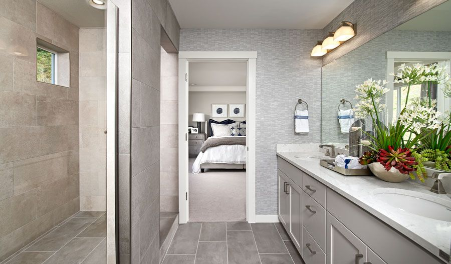 Bathroom featured in the Hemingway By Richmond American Homes in Tacoma, WA