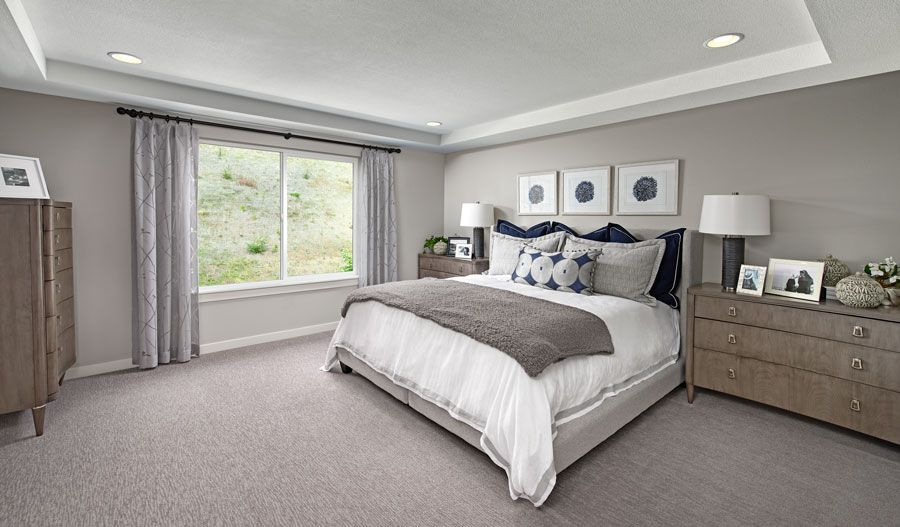 Bedroom featured in the Hemingway By Richmond American Homes in Tacoma, WA
