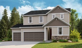 Pearl - Seasons at Madronas: Puyallup, Washington - Richmond American Homes