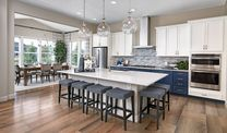 Trail Crest by Richmond American Homes in Olympia Washington