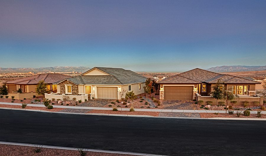 New Homes In Las Vegas Nv All The Top Builders